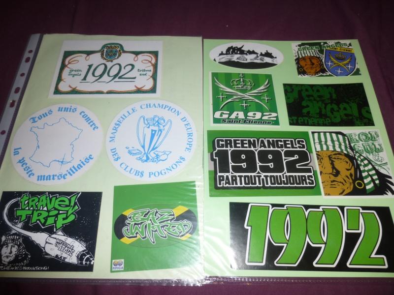 GREEN ANGELS ET SAINTER FANS P1000465