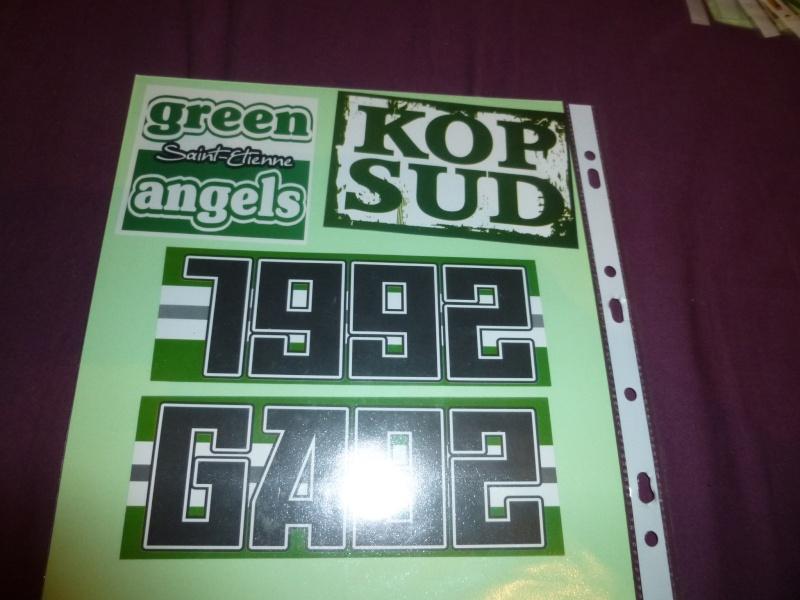 GREEN ANGELS ET SAINTER FANS P1000475