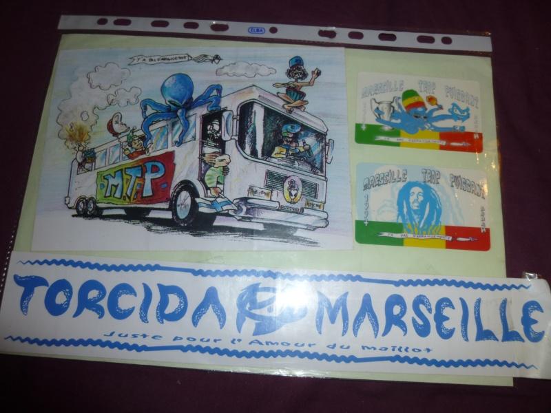 OLYMPIQUE DE MARSEILLE FANS  P1000647