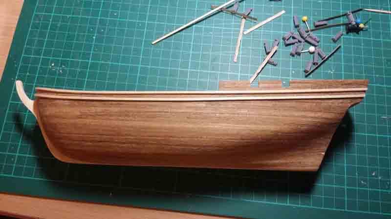 HMS Bounty 1:110 von Constructo/Krick Bild_220