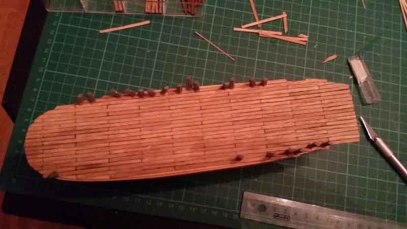 HMS Bounty 1:110 von Constructo/Krick Bild_315