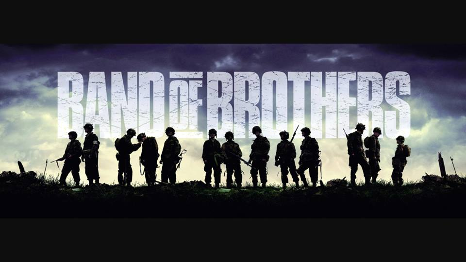 Band Of Brothers fund raiser