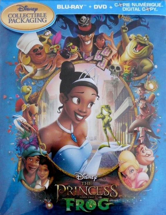 [BD + DVD] La Princesse et la Grenouille (27 mai 2010) - Page 19 Iglh10