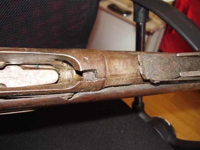 Fucile Vetterli Vitali Modello 1870/87/15 Vetter23