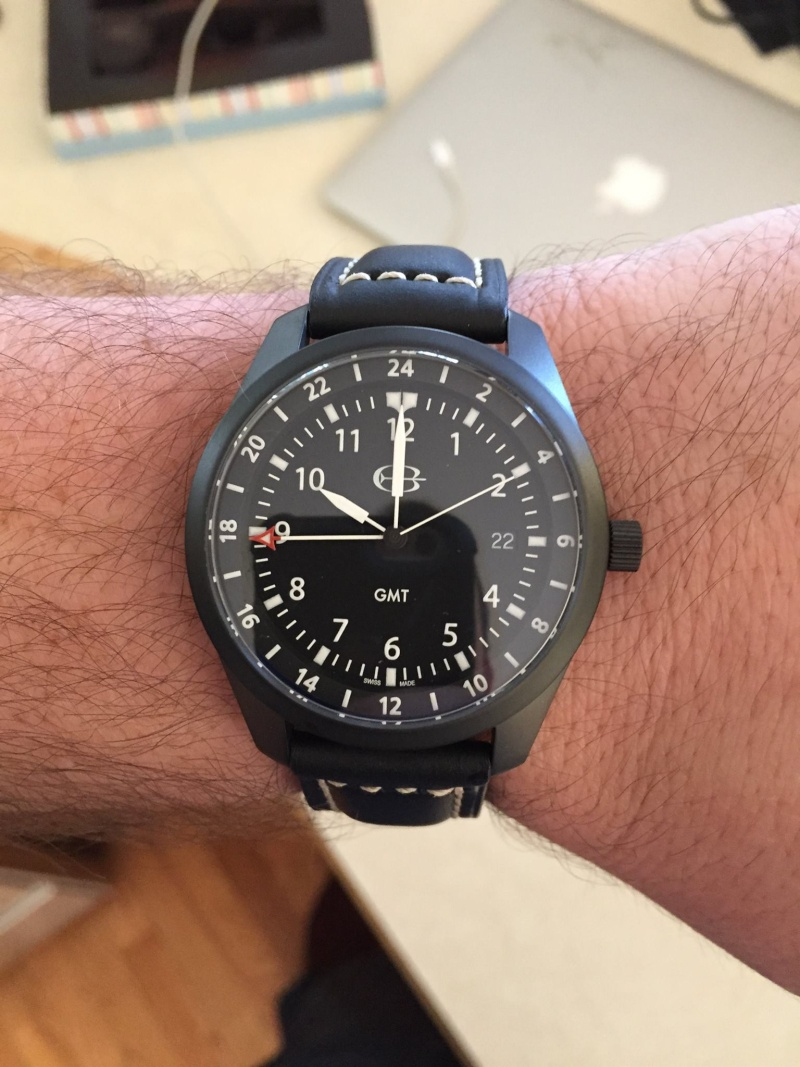 Butler's Professional Series GMT and J80 Butler15