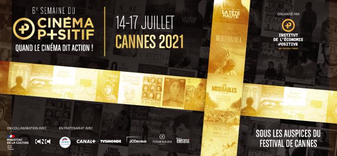La semaine du cinéma positif à Cannes du 14 au 17 juillet 2021 Cannes10