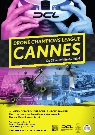 E-sport : la Drone Champion's League à Cannes   Drone_10