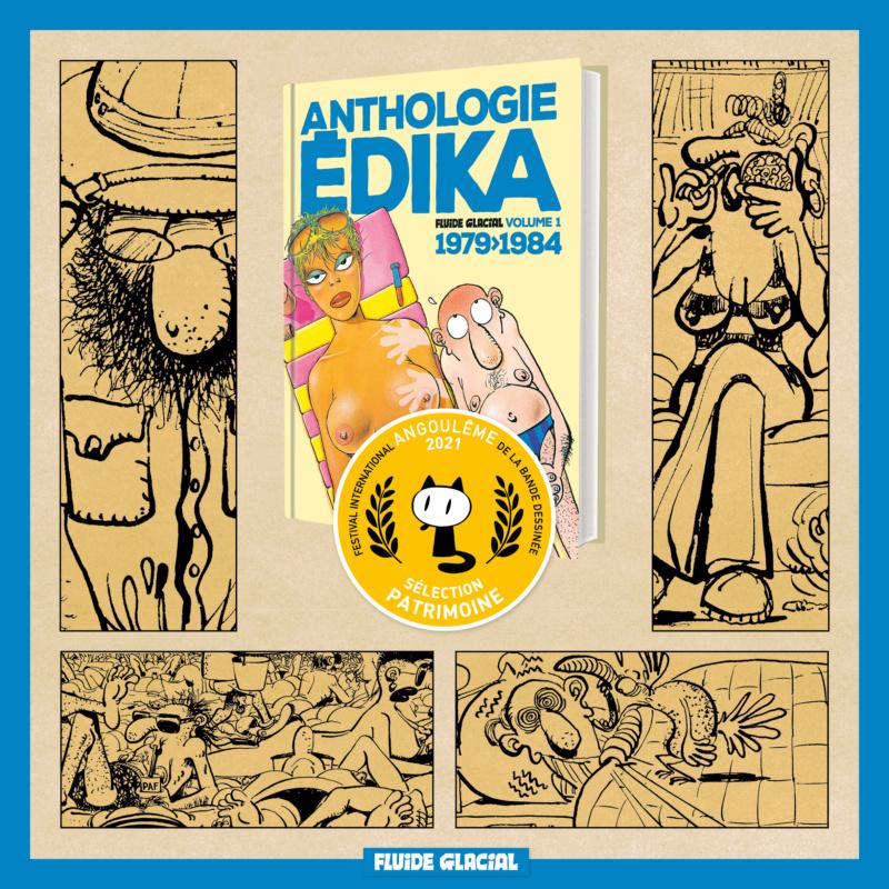Bande dessinée : Paracuellos au Festival d'Angoulême Edika_10