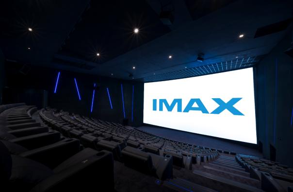 Le film TENET en technologie 4DX dans certains cinémas Pathé Gaumont Imax_c10