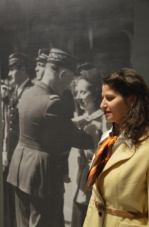Paris -  Les Invalides  - le Musée de l'ordre de la libération Muszoe10