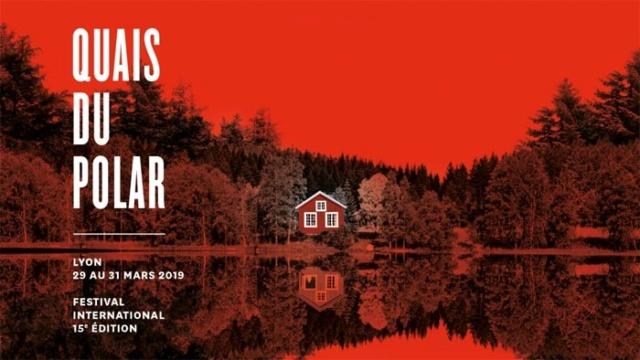 Le festival du roman policier Quais du Polar, du 29 au 31 mars à Lyon Quais_10