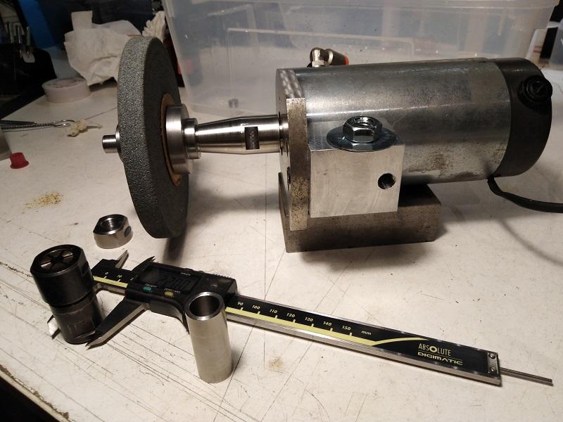 Rectifieuse DIY pour tour a métal  Img_2012