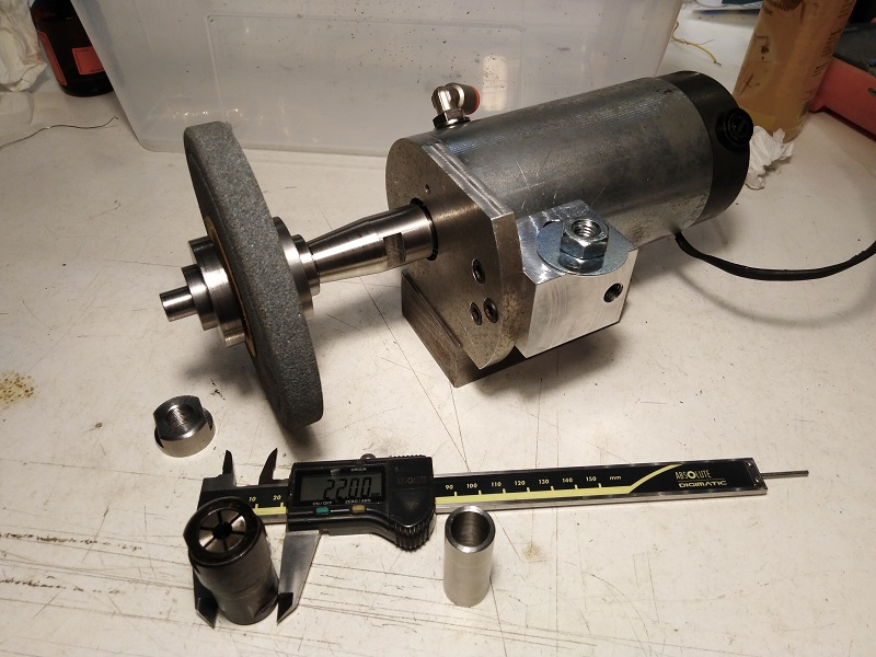 Rectifieuse DIY pour tour a métal  Img_2013