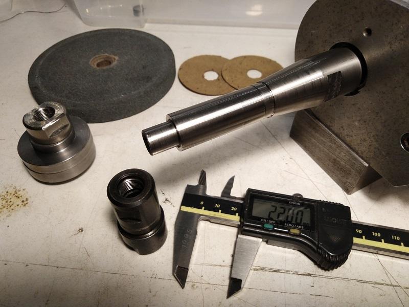 Rectifieuse DIY pour tour a métal  Img_2014