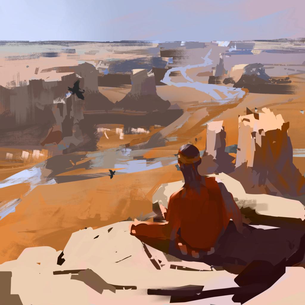 [NUDITE] -Saezher- Etudes, croquis et autres essais - Page 12 Canyon10