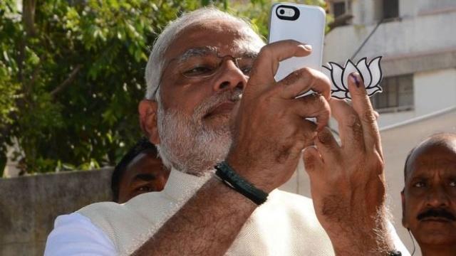 Indian PM Narendra Modi 'scares' millions of social followers 691ea210