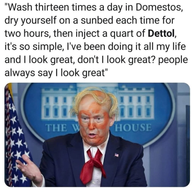 Donald Trump Vent Thread 87e56210