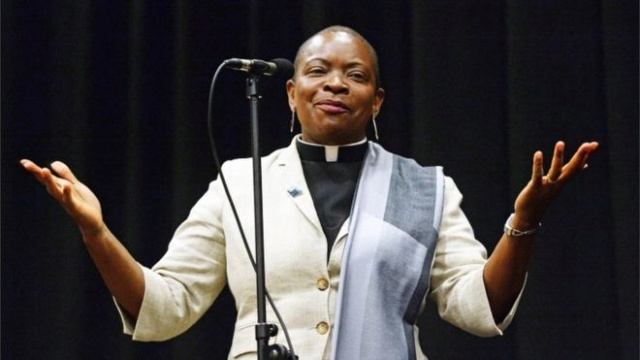 Church of England's first black woman bishop calls for more minority leaders 8868f510