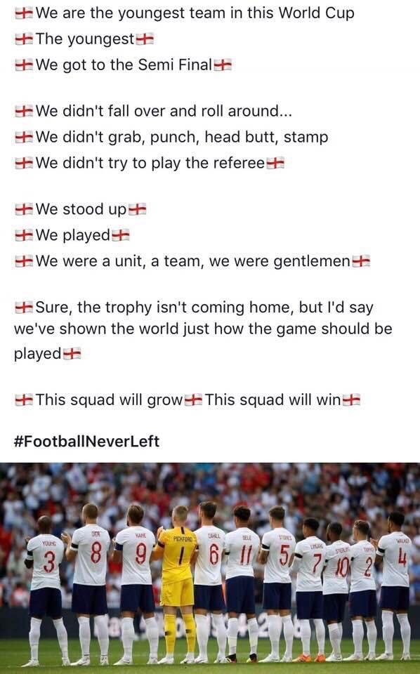 Good luck England!  A8eb9010