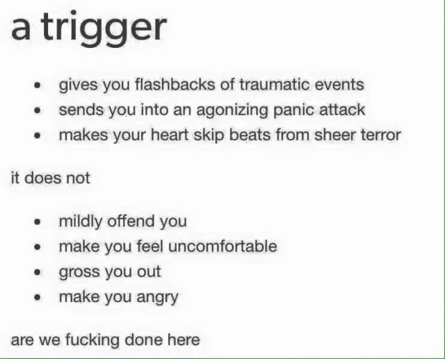 What are triggers? F83b5010
