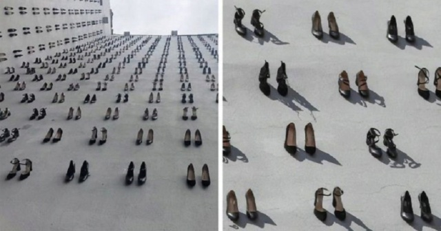 Haunting Memorial In Turkey Honors 440 Women Killed By Their Husbands Last Year F8c1ac10