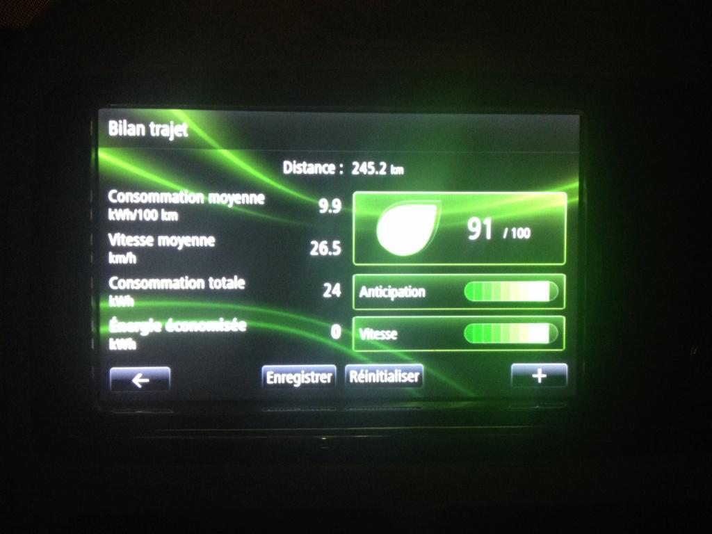 """Dernier """"record"""" avec ma R240 : 245 km avec une charge... 00110"""