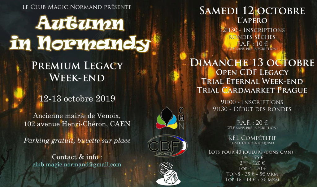 Autumn in Normandy - Open CDF & Trial - 12-13 octobre 2019 Autumn11