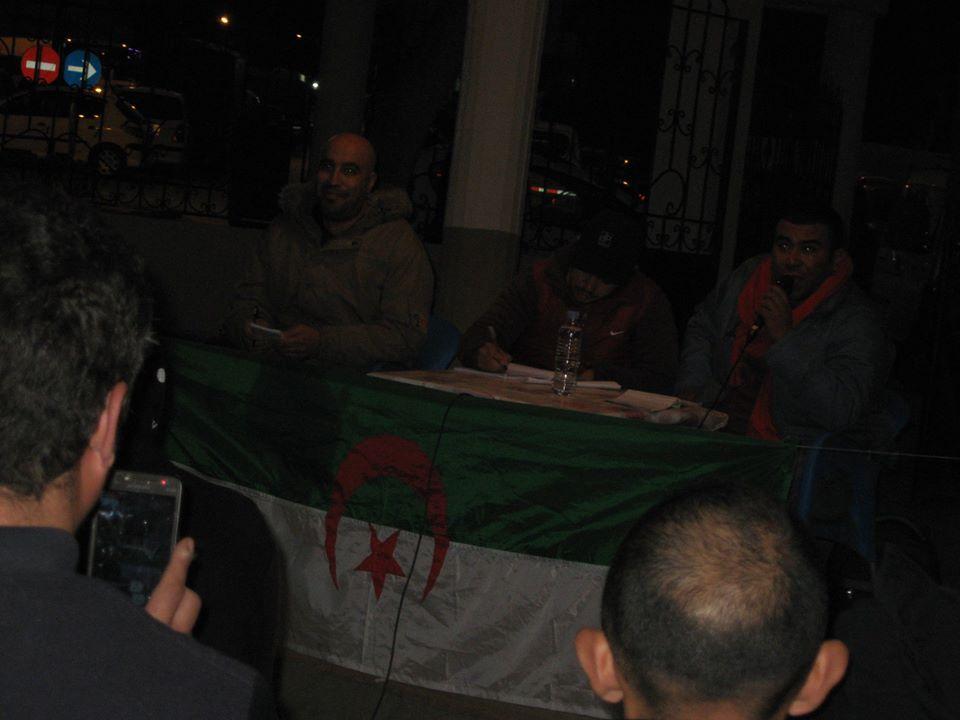 conference de Lyes Touati et de Lemnouar Hamamouche à Ihdaden, Bgayet 112