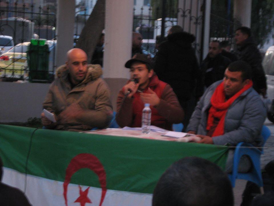 conference de Lyes Touati et de Lemnouar Hamamouche à Ihdaden, Bgayet 1210