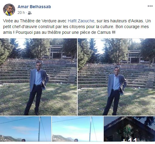 Amar Messaoud Belhessab à Aokas le samedi 01 février 2020 - Page 2 129