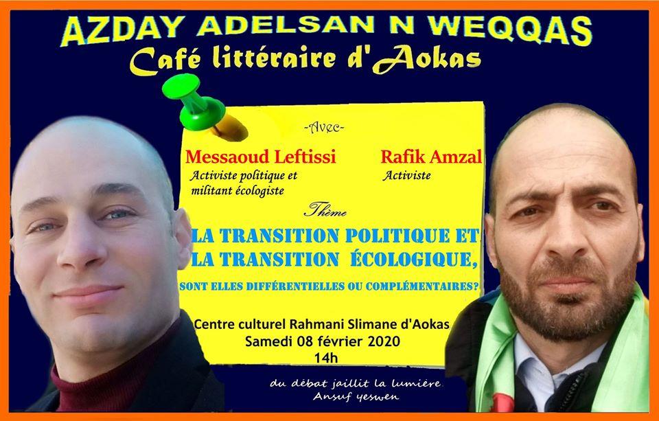 Messaoud Leftissi et Rafik Amzal à Aokas le samedi 08 fevrier 2020 132