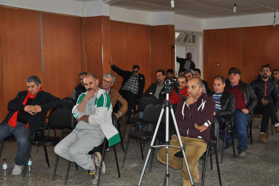 Messaoud Leftissi et Rafik Amzal à Aokas le samedi 08 fevrier 2020 - Page 2 149
