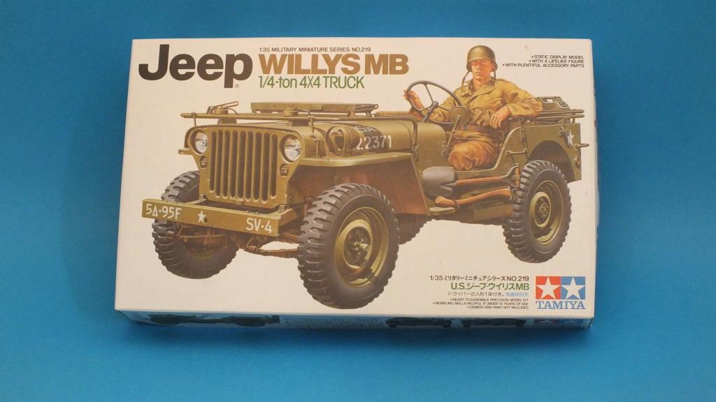 Jeep Willys 1/4 Ton Truck  Tamiya 1/35 réf:35219 Dscf3884