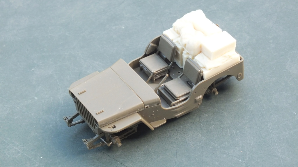Jeep Willys 1/4 Ton Truck  Tamiya 1/35 réf:35219 Dscf3921