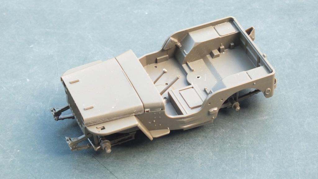 Jeep Willys 1/4 Ton Truck  Tamiya 1/35 réf:35219 Dscf3922