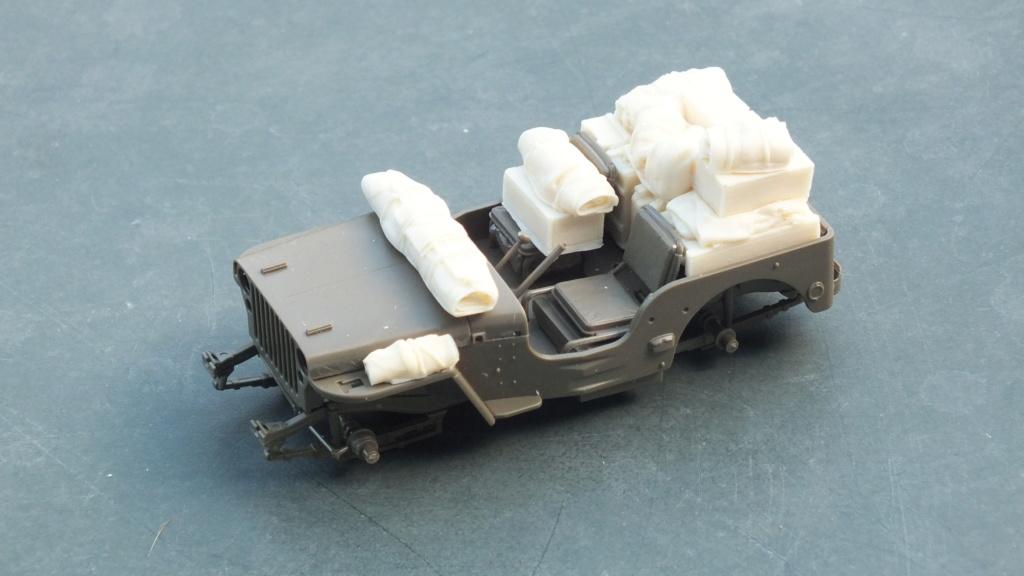 Jeep Willys 1/4 Ton Truck  Tamiya 1/35 réf:35219 Dscf3924