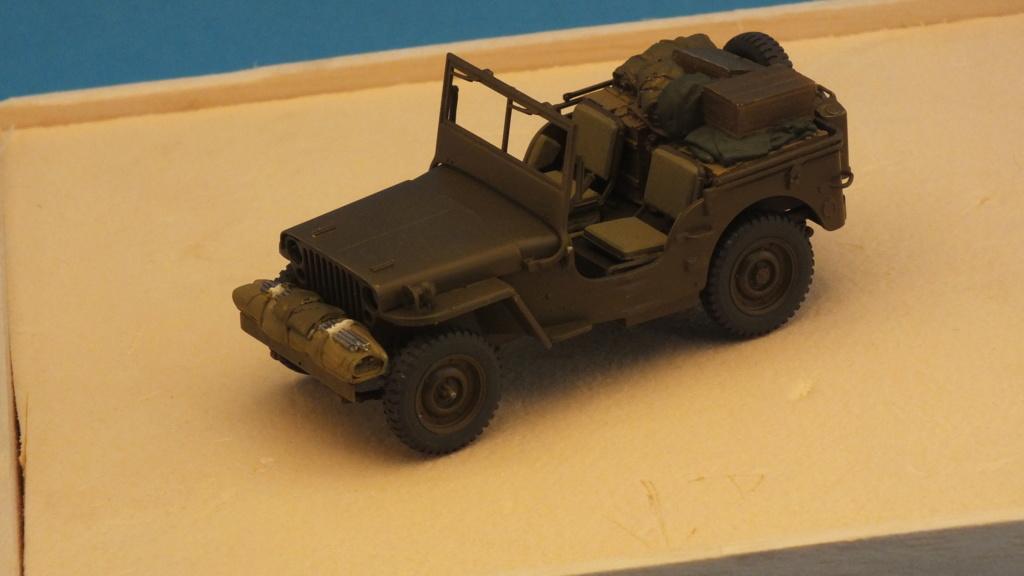 Jeep Willys 1/4 Ton Truck  Tamiya 1/35 réf:35219 Dscf4121