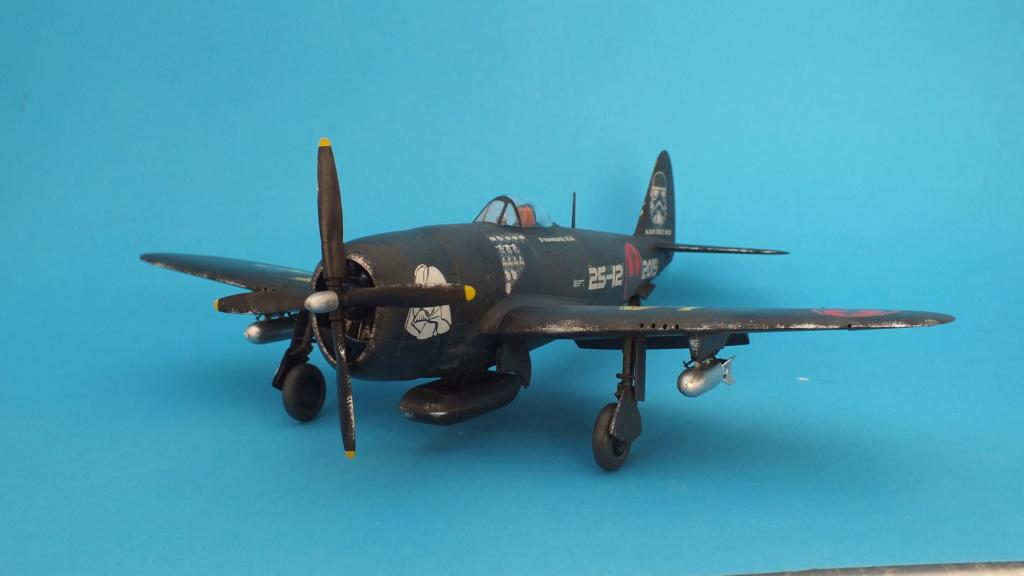 "P-47D Tamiya 1/48 61090 , ""Star Wars"".  - Page 2 Dscf4628"