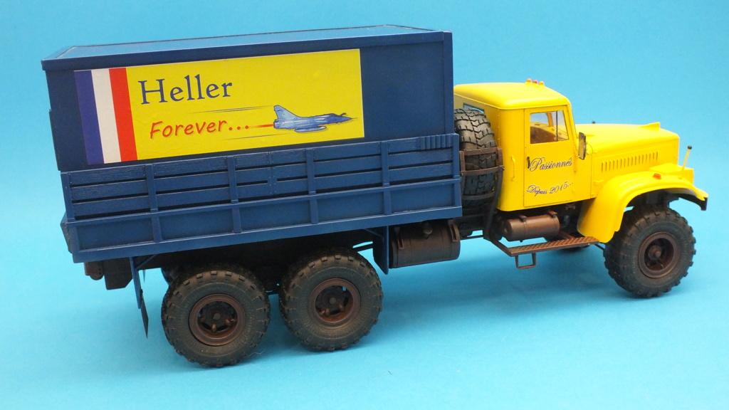 HobbyBoss Kr-AZ-255B 1/35 Heller Forever (Réf: 85506) - Page 2 Dscf5113