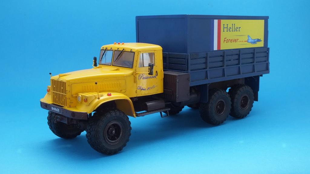 HobbyBoss Kr-AZ-255B 1/35 Heller Forever (Réf: 85506) - Page 2 Dscf5325