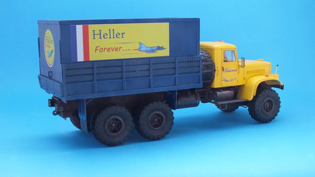 HobbyBoss Kr-AZ-255B 1/35 Heller Forever (Réf: 85506) - Page 2 Dscf5326