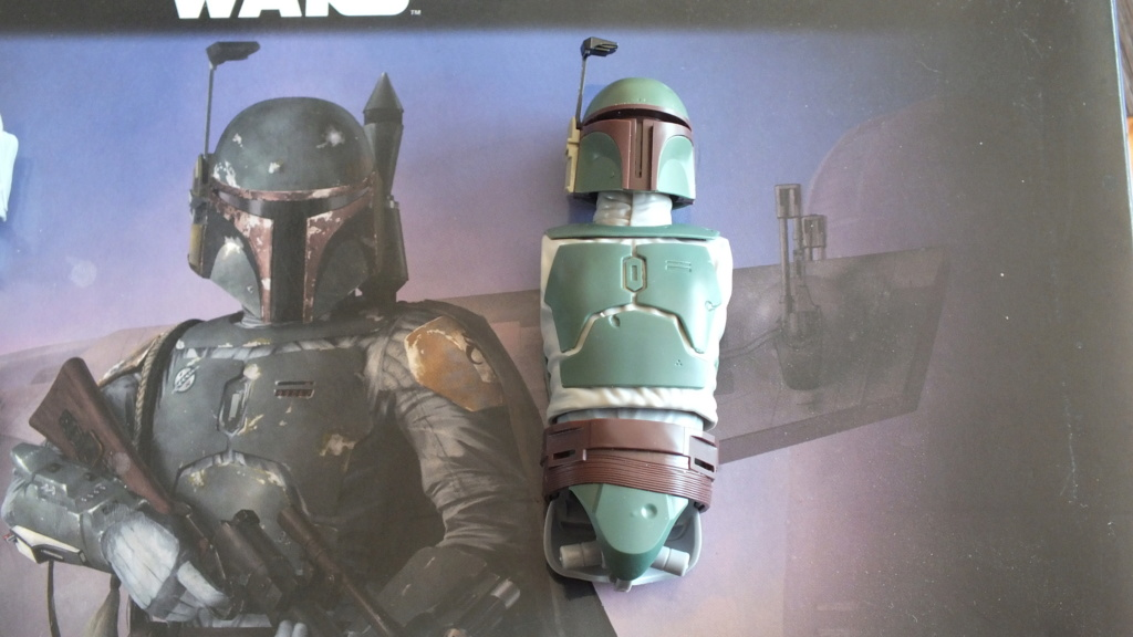 Boba Fett Bandai 1/12 Film Star Wars. Dscf5411