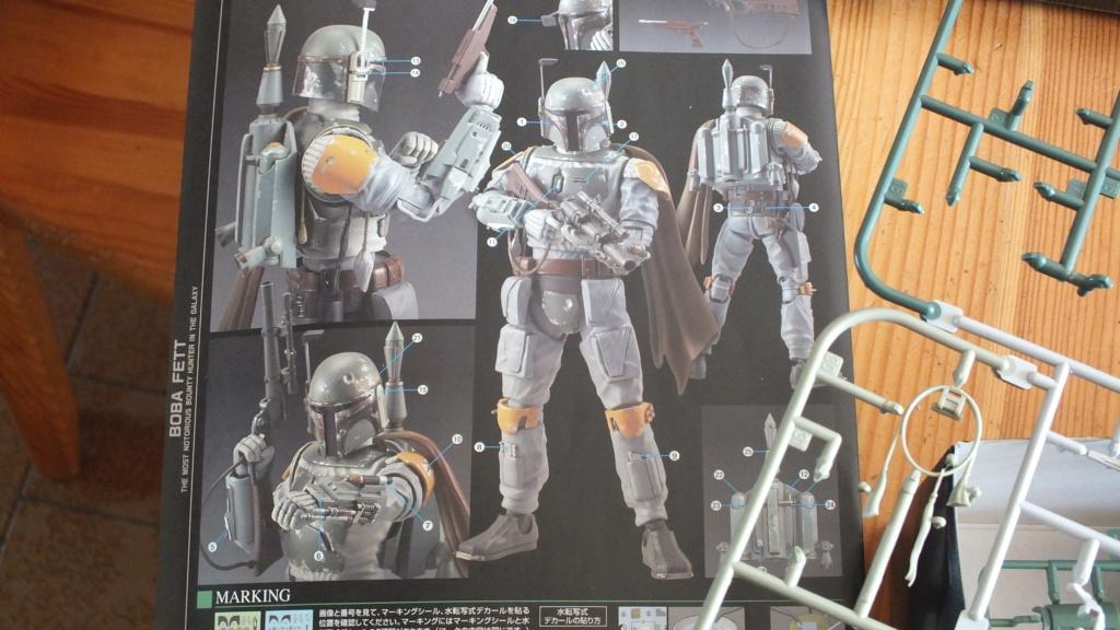 Boba Fett Bandai 1/12 Film Star Wars. Dscf5414
