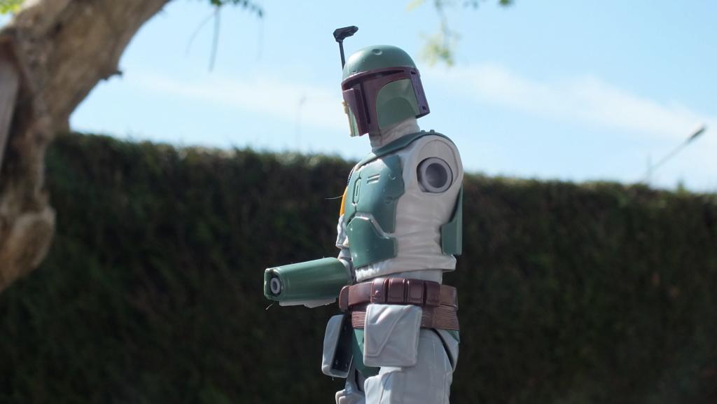 Boba Fett Bandai 1/12 Film Star Wars. Dscf5416