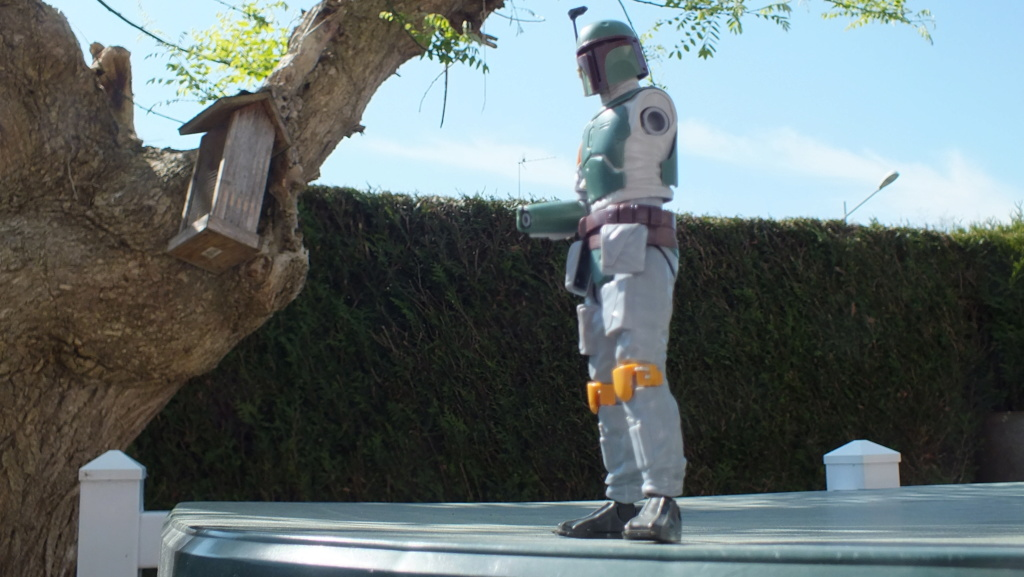 Boba Fett Bandai 1/12 Film Star Wars. Dscf5417