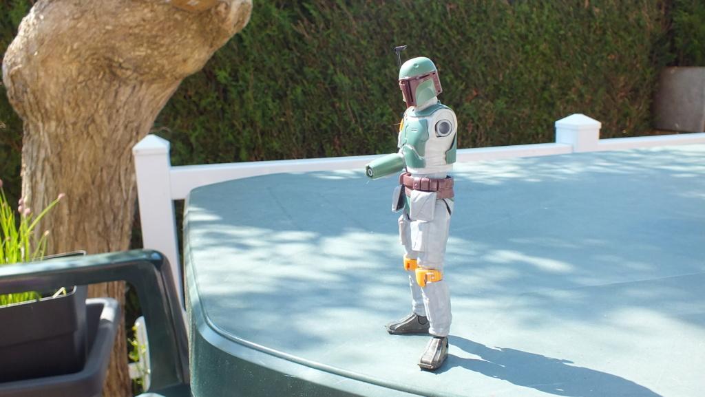 Boba Fett Bandai 1/12 Film Star Wars. Dscf5419