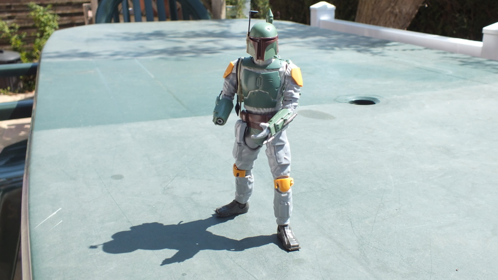 Boba Fett Bandai 1/12 Film Star Wars. Dscf5420