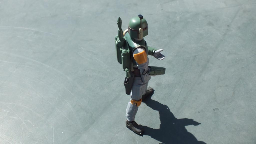 Boba Fett Bandai 1/12 Film Star Wars. Dscf5421