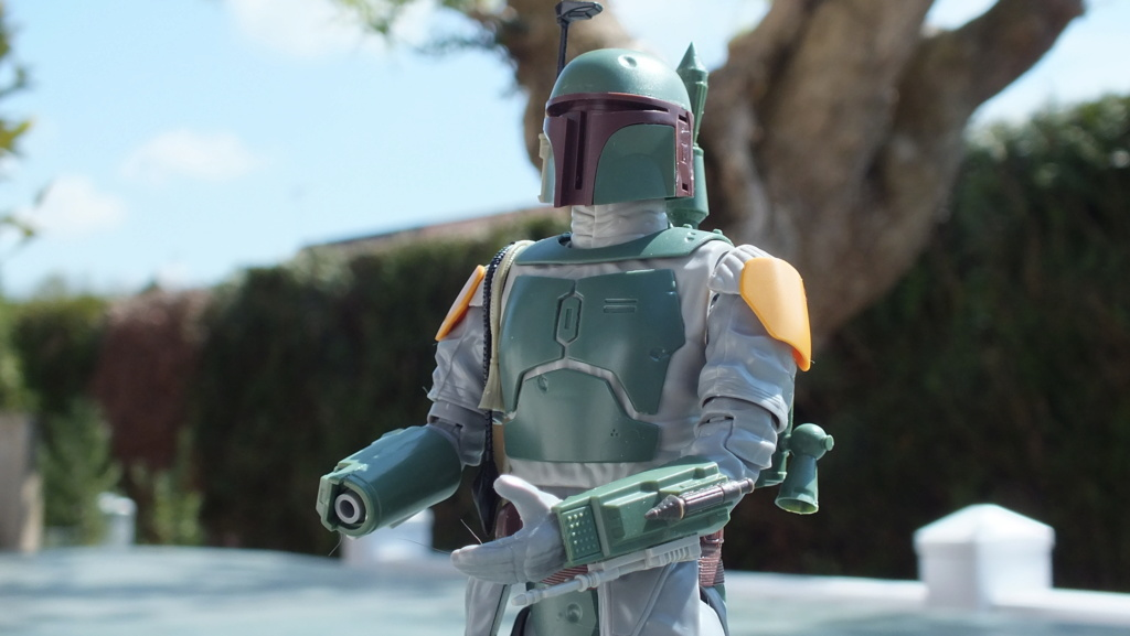 Boba Fett Bandai 1/12 Film Star Wars. Dscf5422