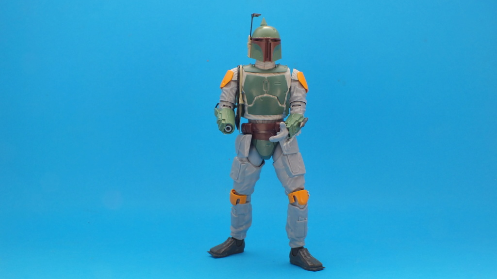 Boba Fett Bandai 1/12 Film Star Wars. Dscf5424